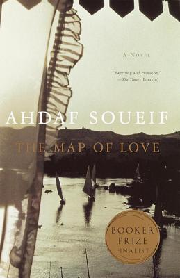 The Map of Love book cover