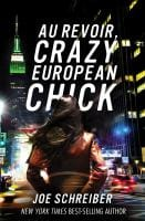 Au Revoir crazy European chick book cover
