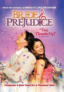 Bride & Prejudice DVD cover