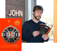 Disaster Artist Book Cover