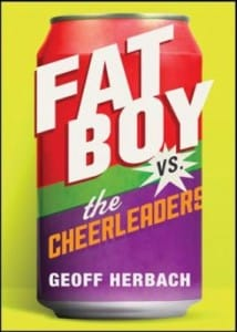 Fat Boy vs the Cheerleaders book cover