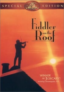 Fiddler on the Roof DVD cover