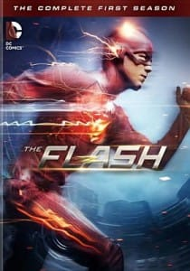 the flash season 1 dvd
