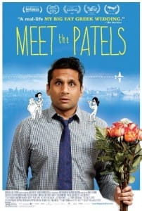 Meet the Patels DVD cover