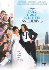 My Big Fat Greek Wedding DVD cover