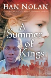a Summer of Kings book cover