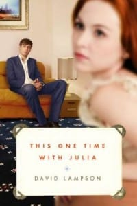 This One Time with Julia book cover