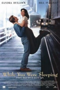 While You Were Sleeping DVD cover