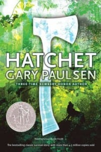 hatchet book cover