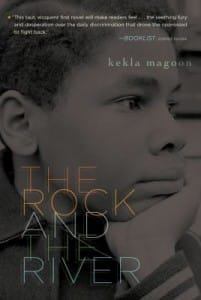 the rock and the river book cover