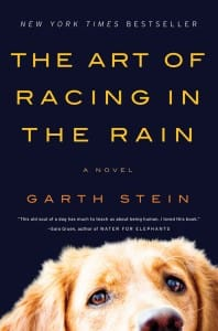 Art of Racing in the Rain book cover
