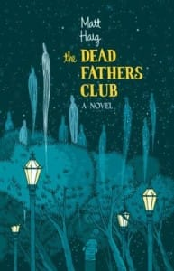 Dead Fathers Club book cover