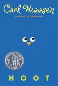 Hoot book cover