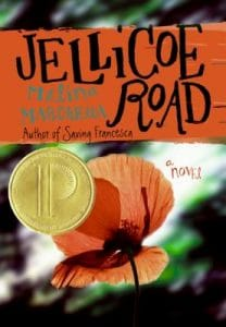 Jellicoe Road book cover