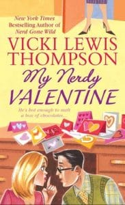 My Nerdy Valentine book cover
