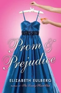 Prom and Prejudice book cover