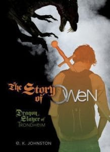 the Story of Owen book cover
