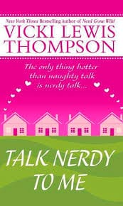 Talk Nerdy to Me book cover