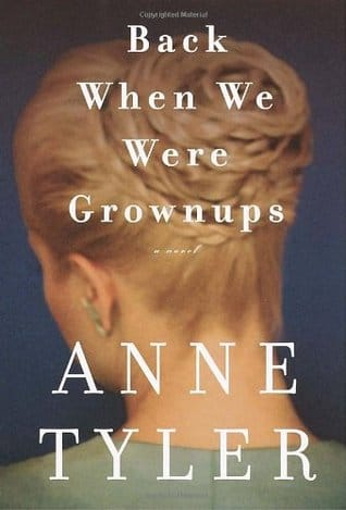 Back When We Were Grownups book cover