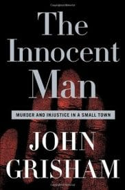 Innocent Man book cover