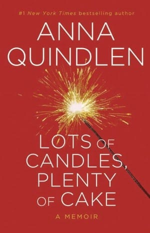Lots of Candles, Plenty of Cake book cover