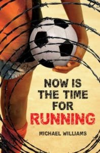 Now is the Time for Running book cover