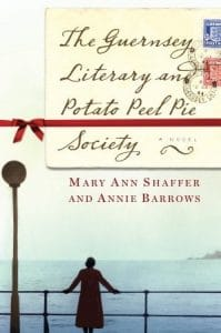 The Guernsey Literary and Potato Peel Society cover image