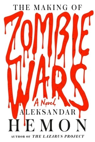 The Making of Zombie Wars book cover