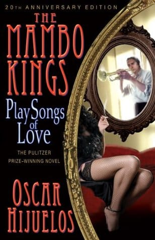 The Mambo Kings Play Songs of Love book cover