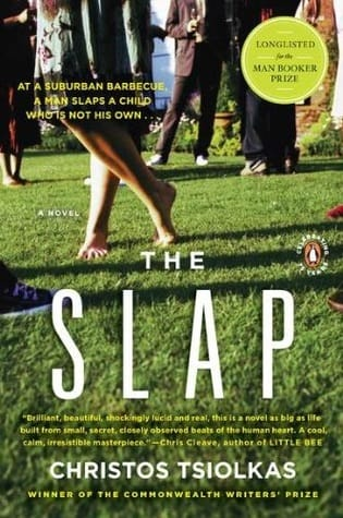 The Slap book cover