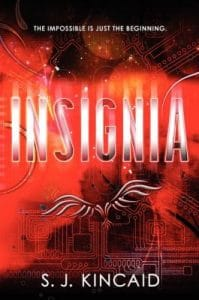 Insignia book cover