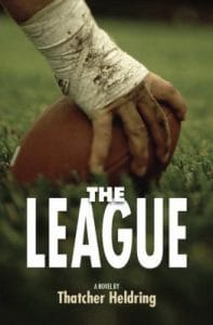 the League book cover