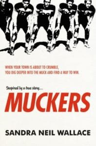 Muckers book cover