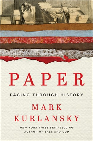 Paper Paging Through History book cover