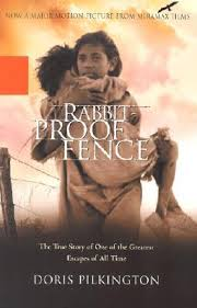 Rabbit-Proof Fence book cover