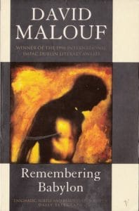 Remembering Babylon book cover