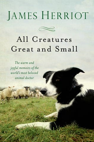 All Creatures Big and Small book cover