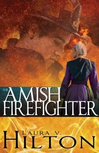 Amish Firefighter book cover