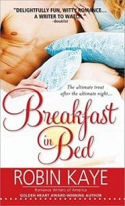 Breakfast in Bed book cover
