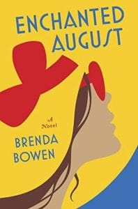 Enchanted August book cover
