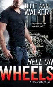 Hell on Wheels book cover