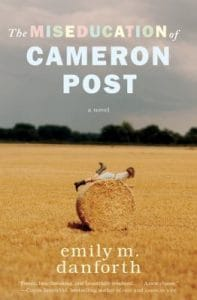 the Miseducation pf cameron post book cover