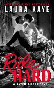 Ride Hard book cover