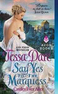 Say Yes to the Marquess book cover