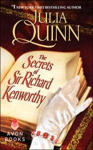 Secrets of Sir Richard Kenworthy book cover