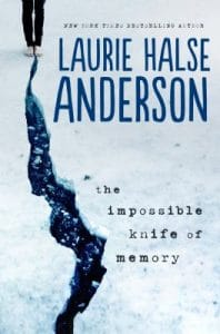 the impossible knife of memory book cover