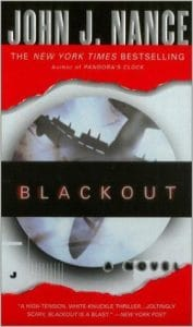 Blackout book cover