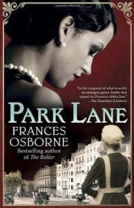Park Lane book cover