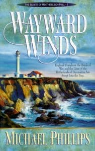 Wayward Winds book cover