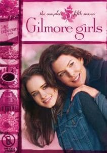 Gilmore Girls DVD cover